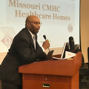 CBHA CEO Marvin Lindsey